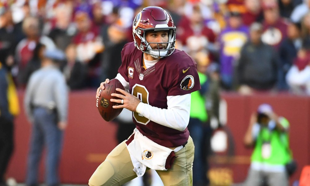 NFL: Minnesota Vikings at Washington Redskins
