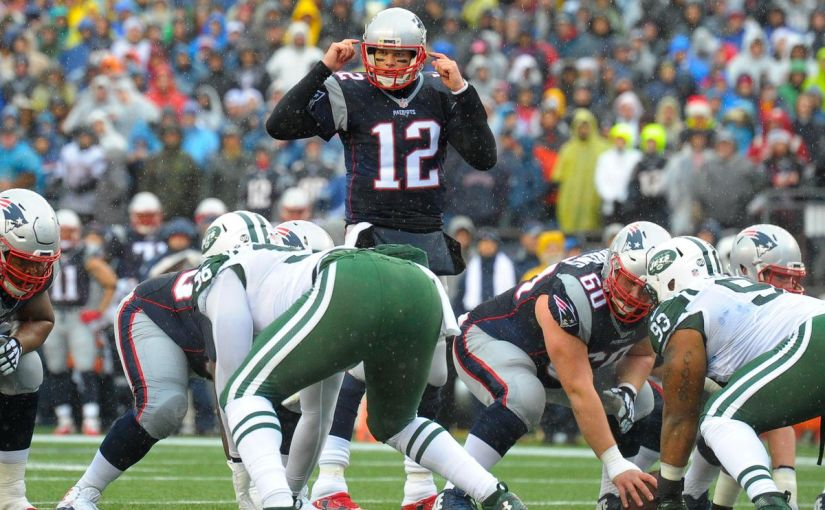 The Pats end the season against theJets!
