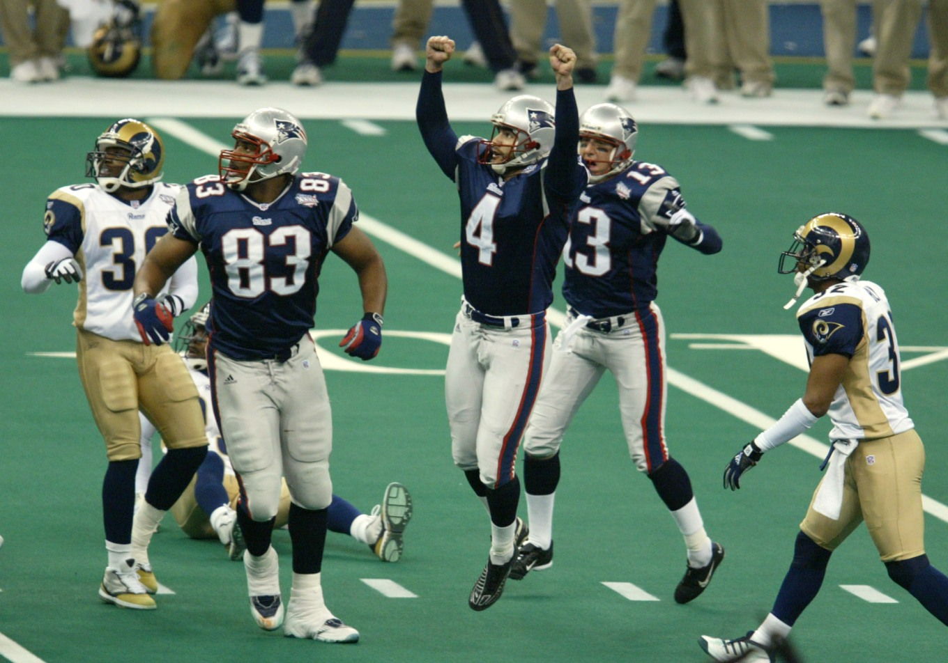 Super Bowl X Vinatieri