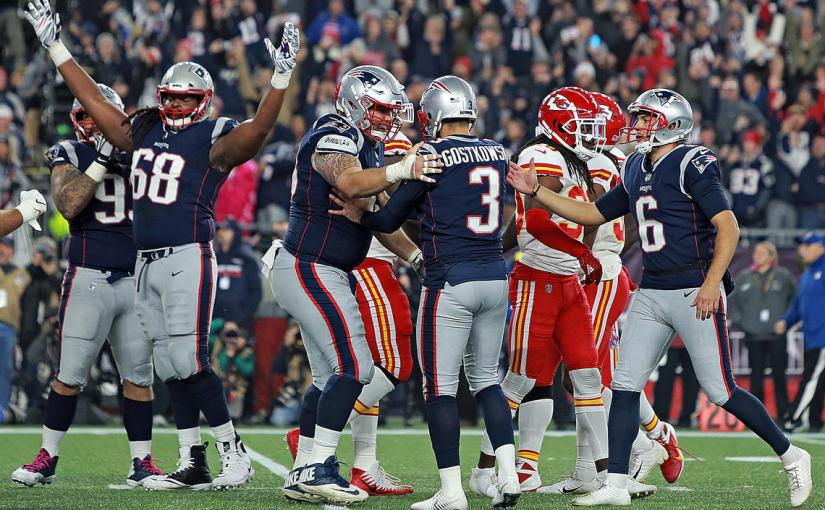 The Pats outlast the high-octane Chiefs in Sunday Nightthriller!