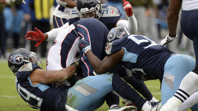 Music City Blues!: Pats get pounded by theTitans