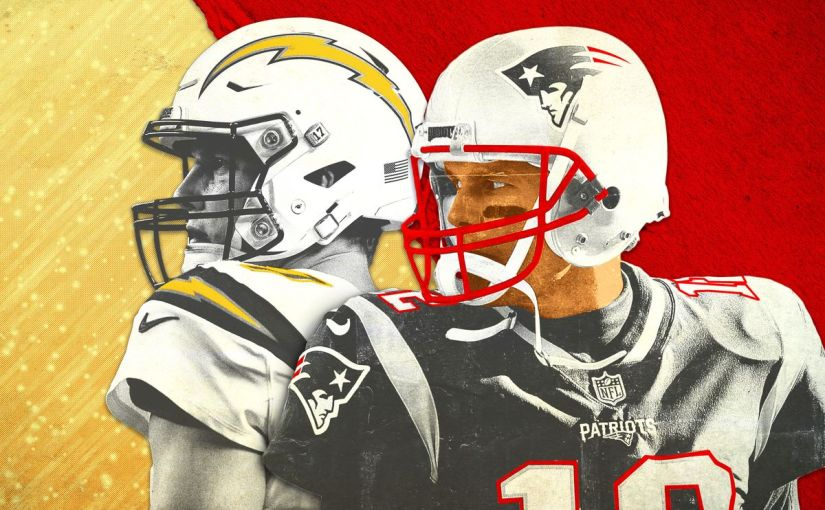 Brady vs Rivers: Is the eighth time the charm for#17?