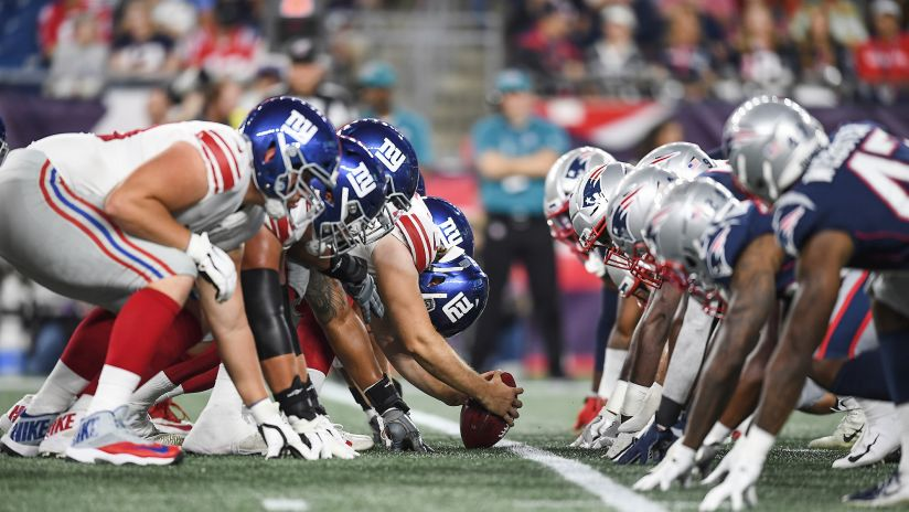 Giant Encounter: Will the Pats vanquish their old nemesis onTNF?