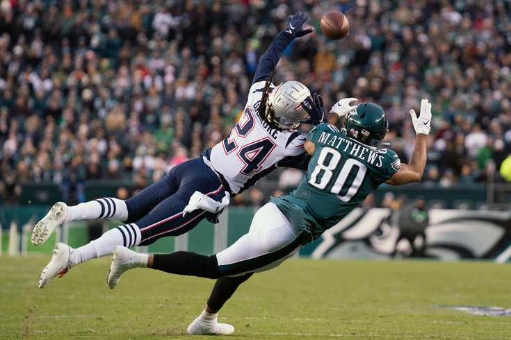 A defensive rebound propels the Pats to a special win inPhilly!