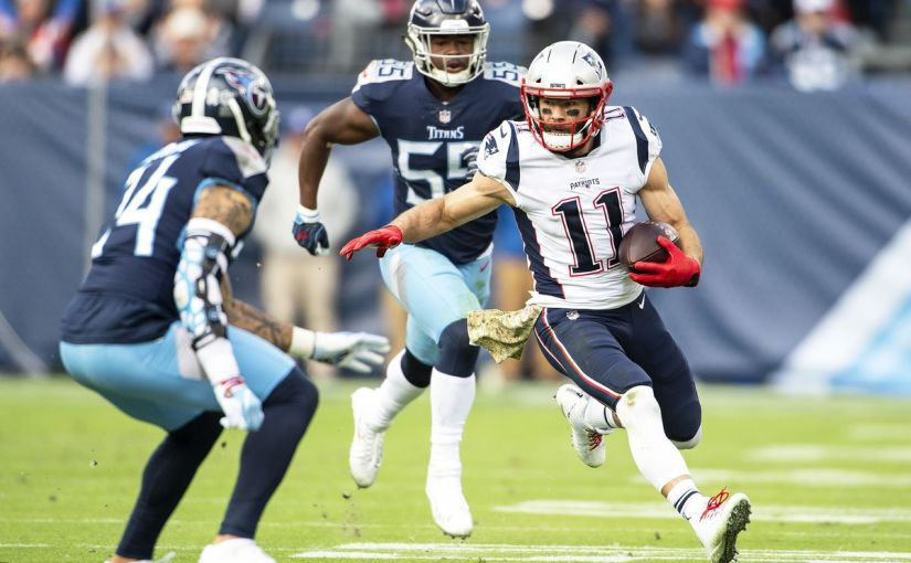 Wild-Card Matchup: Can the Pats stay alive againstTennessee?